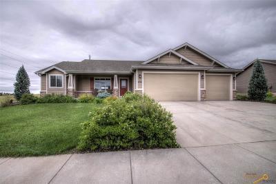 Rapid City Single Family Home For Sale: 6204 Seminole Ln