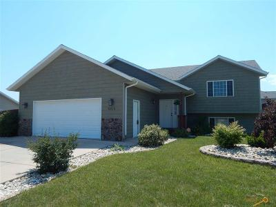 Summerset Single Family Home For Sale: 6875 Arcadia