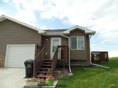 Rapid City Single Family Home For Sale: 845 Auburn Drive