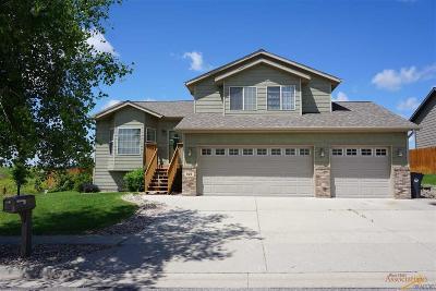 Rapid City Single Family Home For Sale: 929 Missoula St