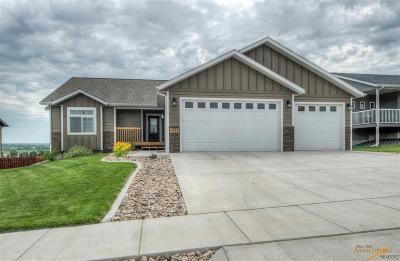 Rapid City Single Family Home For Sale: 4512 Vinecliff Dr