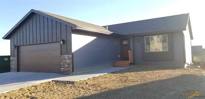Rapid City Single Family Home For Sale: Tbd Conservation Way
