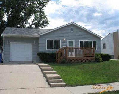 Rapid City Single Family Home For Sale: 2137 Maywood Dr
