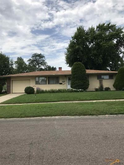 Rapid City Single Family Home For Sale: 1001 Joy Ave
