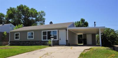 Rapid City Single Family Home For Sale: 817 E Ohio
