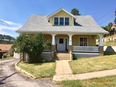 Lead Single Family Home For Sale: 303 And 303 1/2