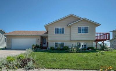 Rapid City Single Family Home For Sale: 4428 Milehigh Ave
