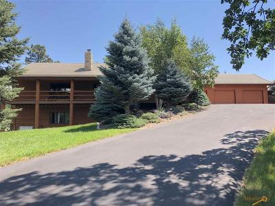 Rapid City Single Family Home For Sale: 23438 Sand Ct