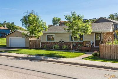 Rapid City Single Family Home For Sale: 1906 Red Dale Dr