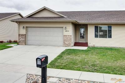 Rapid City Condo/Townhouse For Sale: 4914 Patricia St