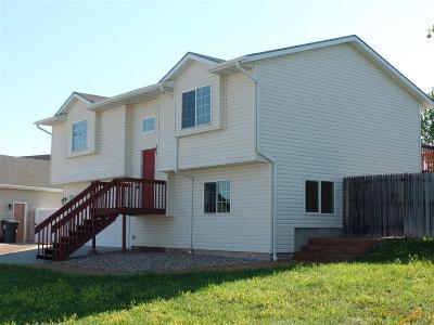 Rapid City Single Family Home For Sale: 4332 Milehigh Ave