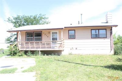 Rapid City Single Family Home For Sale: 1712 Hughes Ct