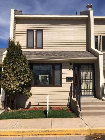 Rapid City Condo/Townhouse For Sale: 4340 W Main St