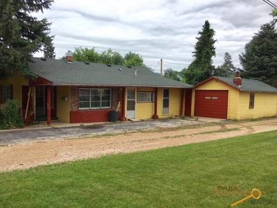 Sturgis Single Family Home For Sale: 1620 Cedar
