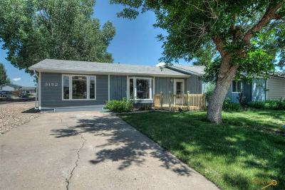 Rapid City Single Family Home For Sale: 3152 O Brien