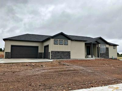 Rapid City Single Family Home For Sale: 6108 Grand Teton Ct