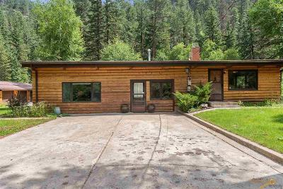 Spearfish Single Family Home For Sale: 20694 Cleopatra