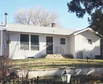 Single Family Home For Sale: 311 S River