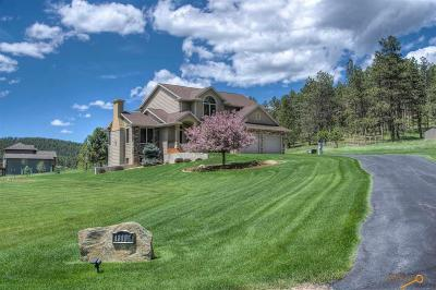 Rapid City Single Family Home For Sale: 13497 Sienna Meadows Ln