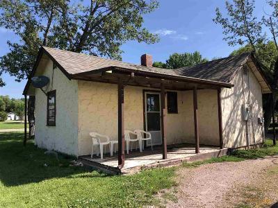 Custer Single Family Home U/C Contingency: 928 Crook St