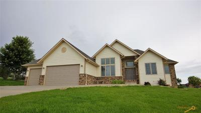 Rapid City Single Family Home For Sale: 7186 Prestwick Rd