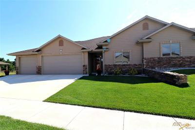 Rapid City Condo/Townhouse For Sale: 6932 Ainsdale Ct