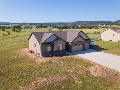 Spearfish Single Family Home For Sale: 2271 Tumble Weed Tr