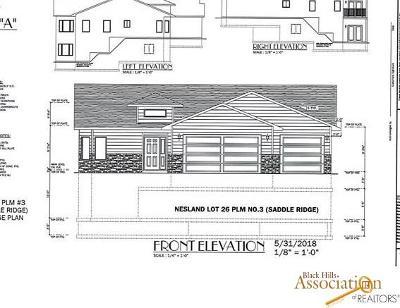 Rapid City Single Family Home U/C Contingency: 405 Millstone Way