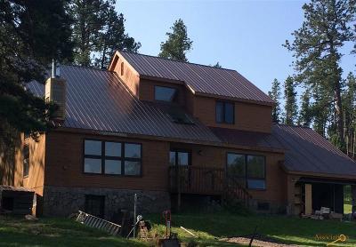 Hill City Single Family Home U/C Take Back Ups: 24025 Twin Rocks Rd