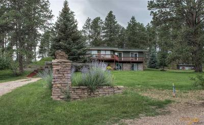 Rapid City Single Family Home For Sale: Lots 2,3,4 Wildflower Ln