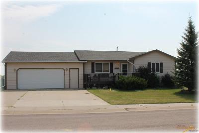 Black Hawk Single Family Home For Sale: 8043 Haas Ln