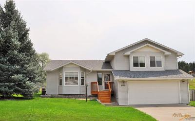Rapid City Single Family Home U/C Contingency: 5132 Winterset Dr