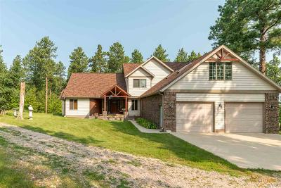 Spearfish Single Family Home For Sale: 4920 Lazy Horse