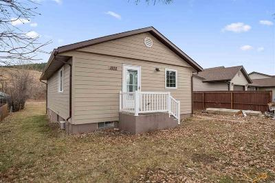 Sturgis Single Family Home For Sale: 1828 Baldwin