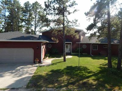 Black Hawk Single Family Home For Sale: 7201 Eagle Ln