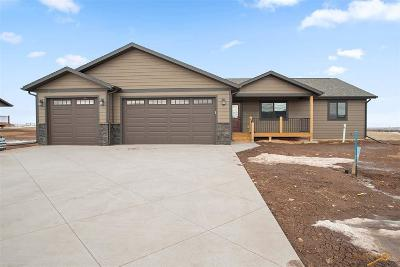 Spearfish Single Family Home For Sale: 2238