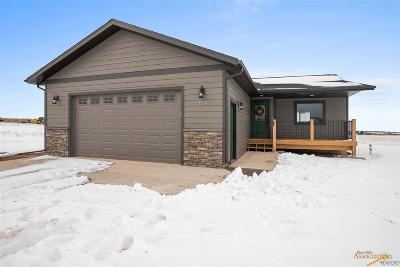 Spearfish Single Family Home For Sale: 2260