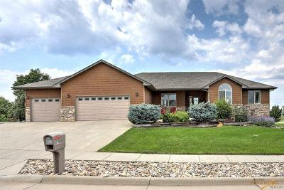 Rapid City Single Family Home For Sale: 5318 Bethpage Dr