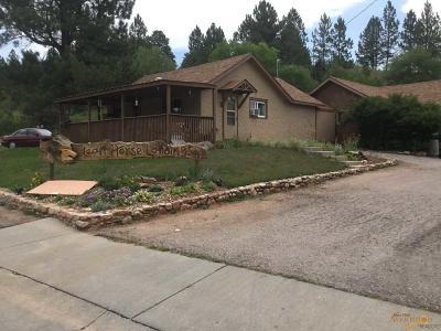 Hot Springs Multi Family Home For Sale: 401 Battle Mt Ave