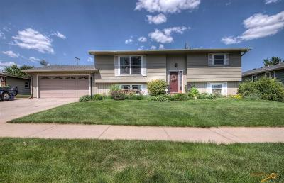 Rapid City Single Family Home For Sale: 4410 Bellewood Dr
