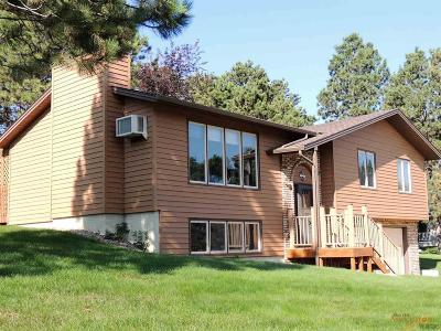 Rapid City Single Family Home U/C Contingency: 4829 Tanager Ct