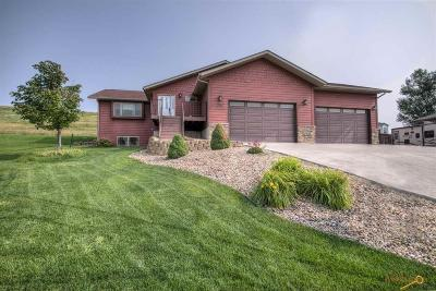 Rapid City Single Family Home For Sale: 764 Field View Dr