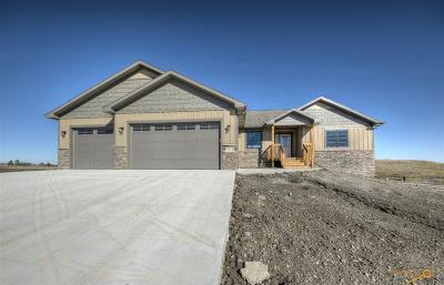 Rapid City Single Family Home For Sale: 4334 Shaker Dr