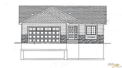 Rapid City Single Family Home For Sale: 219 Jasper Ln