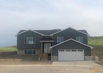 Rapid City Single Family Home For Sale: 216 Jasper Ln