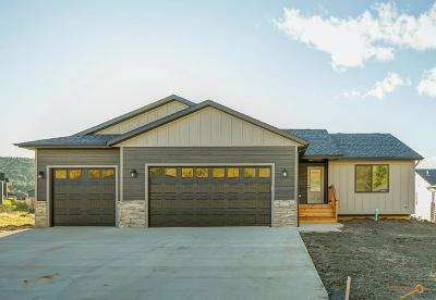 Summerset Single Family Home For Sale: 14355 Wolf Creek Court