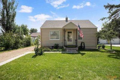 Single Family Home For Sale: 3021 W Omaha