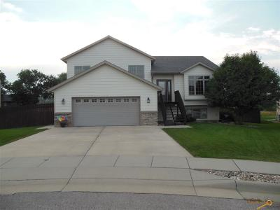 Rapid City Single Family Home U/C Contingency: 4307 Henry Ct