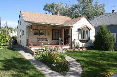 Single Family Home For Sale: 622 Franklin