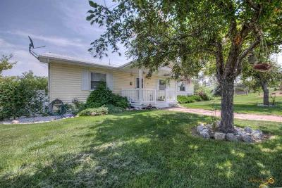Hot Springs Single Family Home For Sale: 27620 Cascade Rd